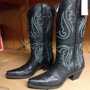 Women's Ariat Boots- Heritage Western X-Toe